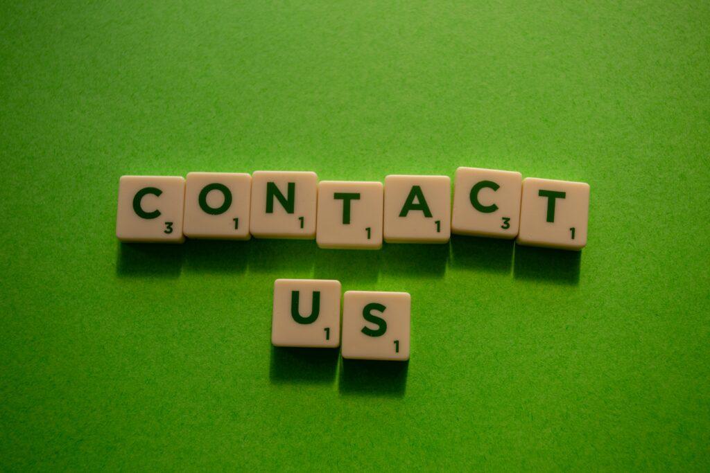 contact us-slick magnet