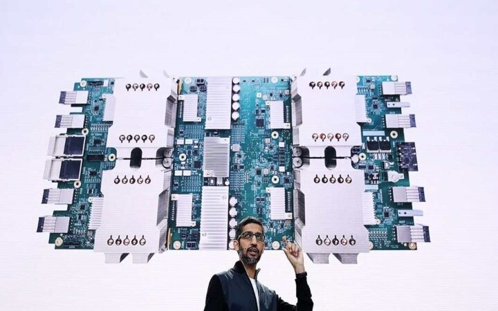 Tech giants to develop their own chips – here's why
